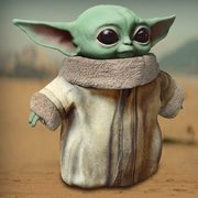 "Indigo.ca: Baby Yoda 11"" Plush Available to Pre-Order Now"