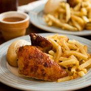 Swiss Chalet 2 Can Dine: Get Two Quarter Chicken Dinners for Just $15.99 (Dine-in) or $19.99 (Delivery)