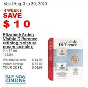 Elizabeth Arden Visible Difference Refining Moisture Cream Complex - $34.99 ($10.00 off)