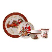 Certified International Vintage Santa Dinnerware Collection - $44.99 - $149.99