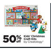 Kids' Christmas Craft Kits By Creatology - 50% off