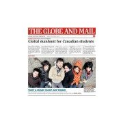 Free 90-Day Globe and Mail Newspaper Subscription from Zoomer Media
