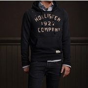 Hollister: Hoodies on Sale Starting at $35 (Ends March 6)