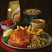 Swiss Chalet Festive Special is Back! Holiday Themed Meal & Free Lindor Chocolates